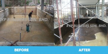 SA13 Swimming Pool Waterproof